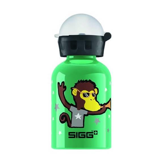 Sigg Water Bottle - Go Team - Monkey Elephant