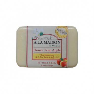 A La Maison Bar Soap - Honey Crisp Apple - 8.8 oz