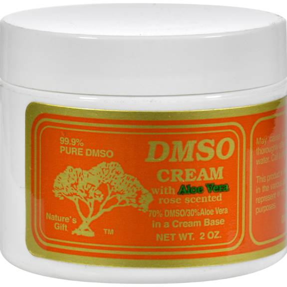 dmso cream with aloe vera rose scented 2 oz. Black Bedroom Furniture Sets. Home Design Ideas