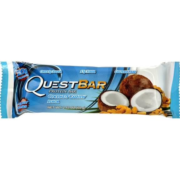 Quest Bar Coconut Cashew 2 12 Oz Case Of 12
