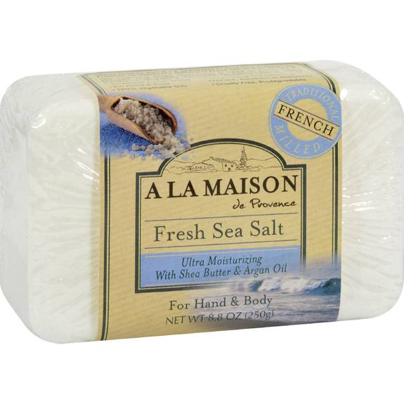 A la maison bar soap fresh sea salt 8 8 oz for A la maison soap