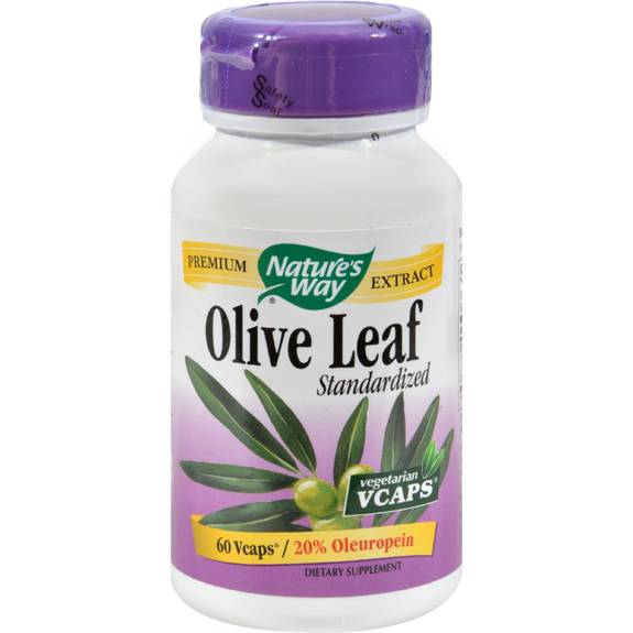 Nature S Way Olive Leaf Extract