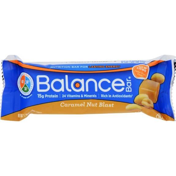 Balance bar gold