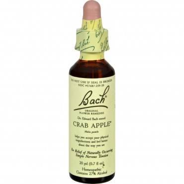 Bach Flower Remedies Essence Crab Apple - 0.7 fl oz