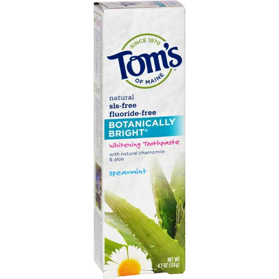 Tom S Natural With Xylitol