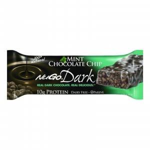 NuGo Nutrition Bar - Dark - Mint Chocolate Chip - 1.76 oz ...