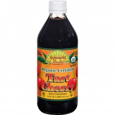 Dynamic Health Organic Certified Tart Cherry Juice Concentrate Tart Cherry - 16 fl oz