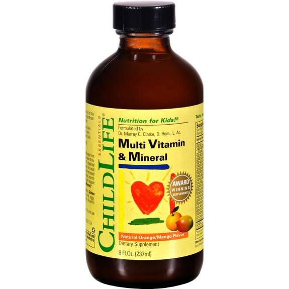 Child life multi vitamin