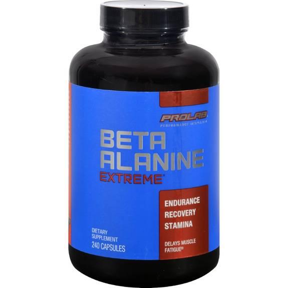 how to take beta alanine