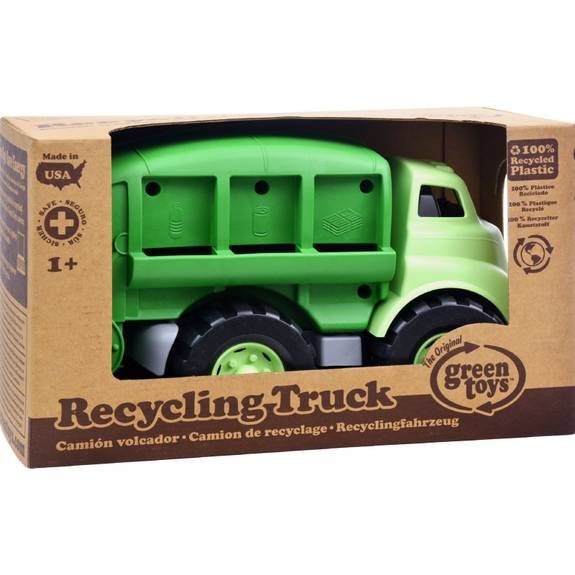 Toys Recycle Truck 39