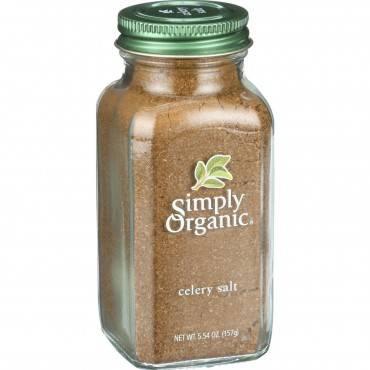 Simply Organic Celery Salt - Organic - 5.54 oz