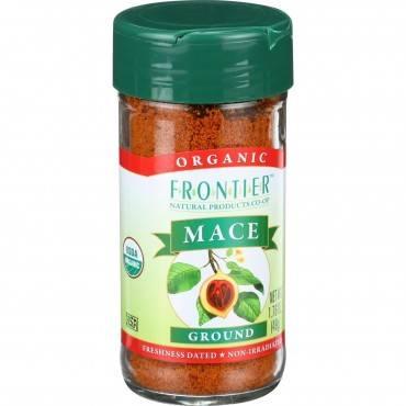 Frontier Herb Mace - Organic - Ground - 1.76 oz