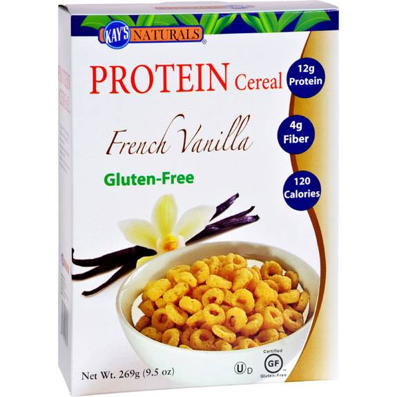 Kay's Naturals Better Balance Protein Cereal French