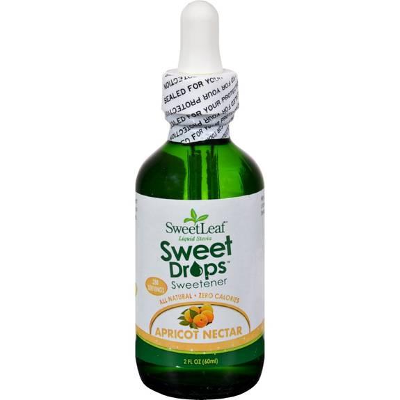 Sweet leaf stevia liquid