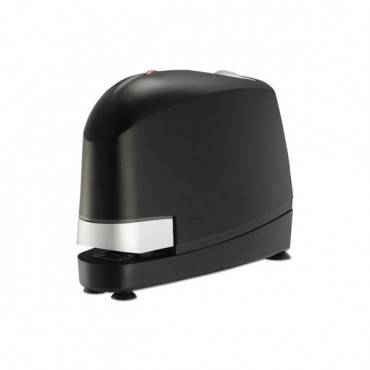 B8 Impulse 45 Electric Stapler, 45-Sheet Capacity, Black