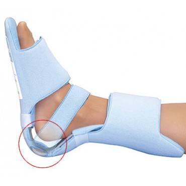 Healwell Soft Ease Multi Afo/Heel Suspender Blue Sm/Md