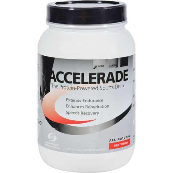 Accelerade The Protein Powdered Sports Drink