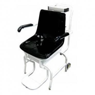 "Digital Chair Scale, 18-1/4"" x 15"" Seat, 600 lb. Capacity Part No. 594KL Qty 1"