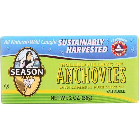 Season Brand Anchovies