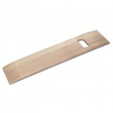 Deluxe Wood Transfer Boards With Cut-Out, 1-Cut Out, 30 X 8, 440 Lb Capacity