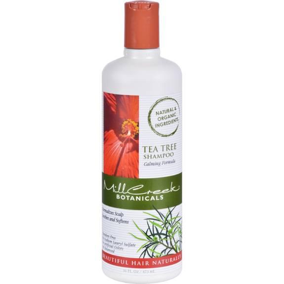 Tea Tree Shampoo For C Hair Natural