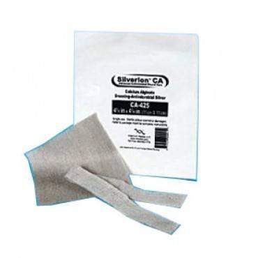 "Silverlon Antimicrobial Silver Calcium Alginate Dressing 3/4"" x 12"" Rope Part No. CA-7512 Qty  Per Box"