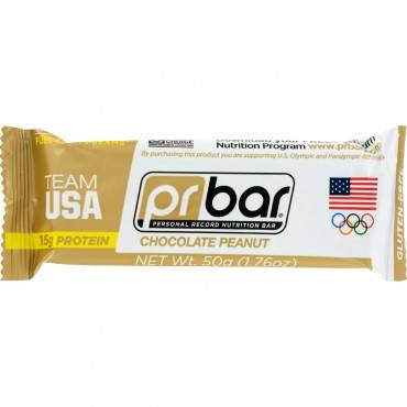 Pr Bar - Chocolate Peanut - Case of 12 - 1.76 oz