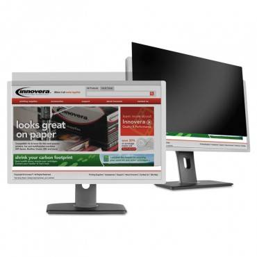 """Blackout Privacy Filter For 22"""" Widescreen Lcd Monitor, 16:10 Aspect Ratio"""