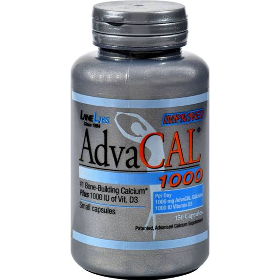 Lane labs advacal ultra 1000 150 capsules for 1000 150