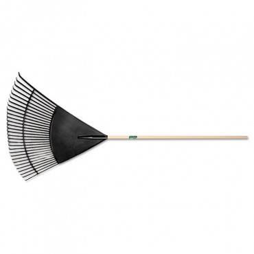 30-Inch Poly Leaf Rake