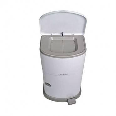 AKORD Adult Diaper Disposal System, White Part No. M330DA Qty 1