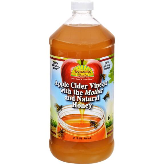 how to make cider vinegar with mother