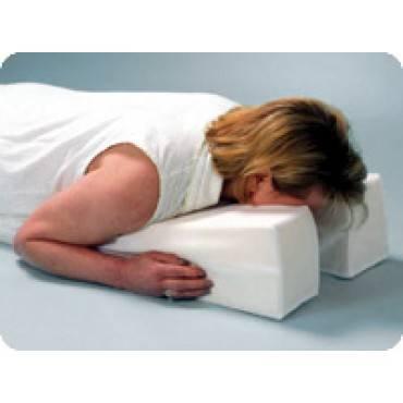 "Face Down Pillow 29"" x 14"" x 6"" Part No. MJ1430 Qty 1"