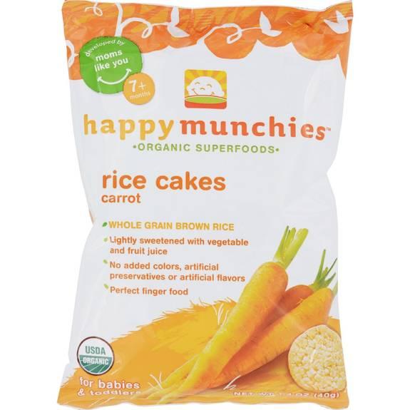 Happy Munchies Rice Cakes
