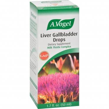 A Vogel Liver Gallbladder Drops - 1.7 fl oz