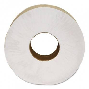 "Morsoft Millennium Jumbo Bath Tissue, 2-Ply, White, 9"" Dia., 12/carton"