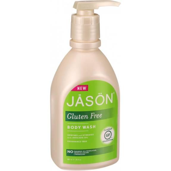 Jason Natural Fragrance Free Body Wash