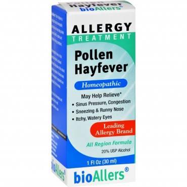 Bio-Allers Pollen Hay Fever - 1 oz