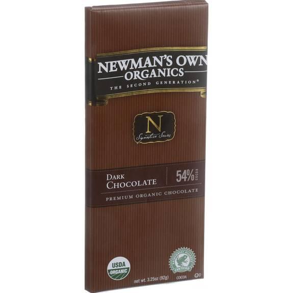 Organic dark chocolate bars