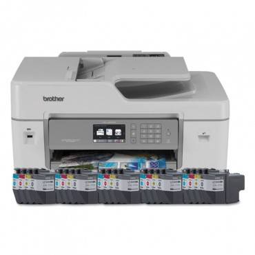 Mfc-J6535dwxl Business Smart Printer Pro, Copy; Fax; Print; Scan