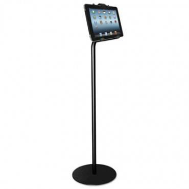 Tablet Floor Kiosk Stand, Black