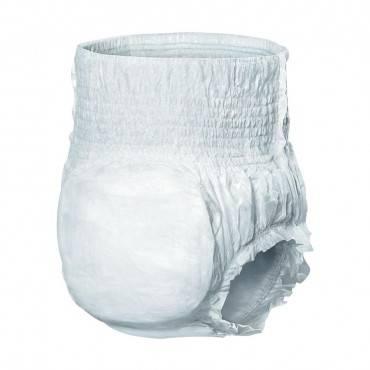 "Cardinal Light Absorbency Protective Underwear, Medium, 32 - 44"", 95 - 185 lbs Part No. UWLMD40 Qty  Per Case"