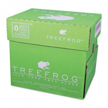 Tree-Free Copy Paper, 20-Lb., 8-1/2 X 11, 2500 Sheets/carton