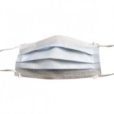 Secure-Gard Procedural Face Mask, Fog-free Foam, Multi-color Part No. AT74531 Qty  Per Box