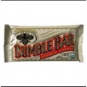 Bumble Bar Organic Sesame Bar - Amazing Almond - 1.4 oz Bars - Case of 12
