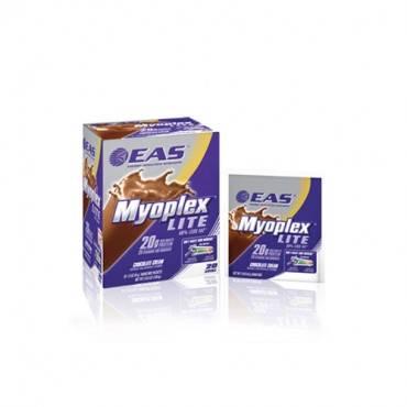 EAS Myoplex Lite Powder - Chocolate Cream - 20/1.7oz