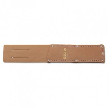 """Leather Sheath, 6"""" Produce Knives, Leather, Brown"""