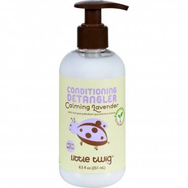 Little Twig Conditioning Detangler - Lavender - 8.5 oz