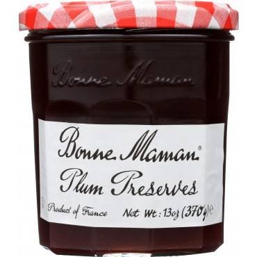 Bonne Maman Conserve - Damson Plum - Case of 6 - 13 oz.