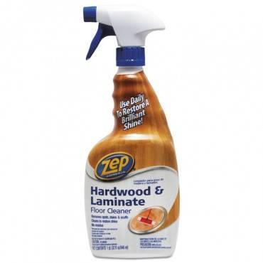 Hardwood And Laminate Cleaner, 32 Oz Spray Bottle